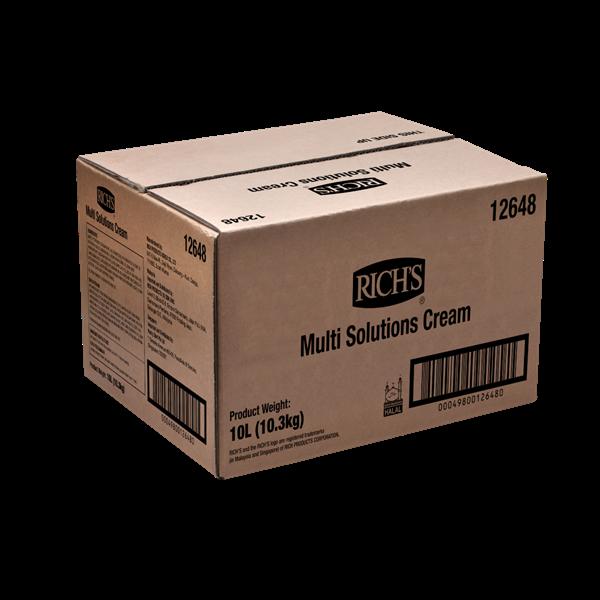 Rich's Multi Solution Cream 10L BIB